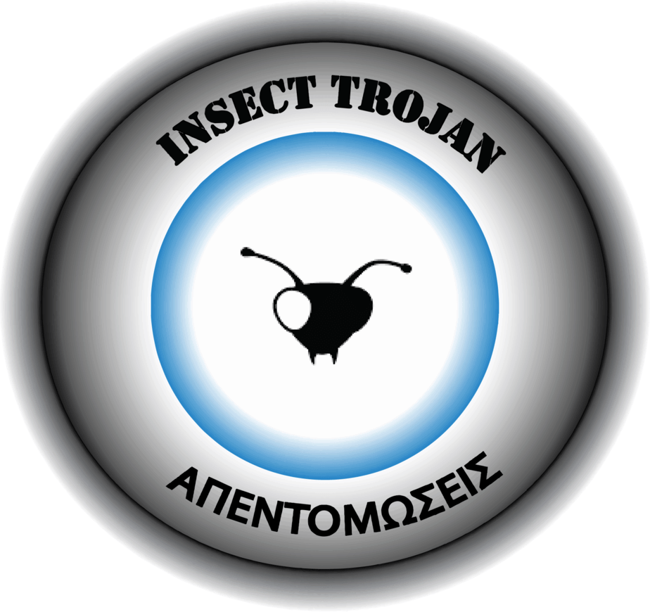 Logo Insect Trojan Απεντομώσεις - Απολυμάνσεις